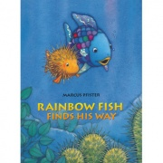 《Rainbow Fish Finds His Way》绘本故事