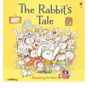 《3-6 The Rabbit's Tale英文原版  兔子的童话 》绘本故事