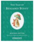 《The Tale Of Benjamin Bunny-The Complete Peter Rabbit LIBRARY》绘本故事