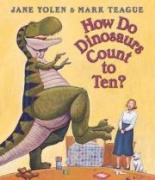 《How Do Dinosaurs Count to Ten》绘本故事